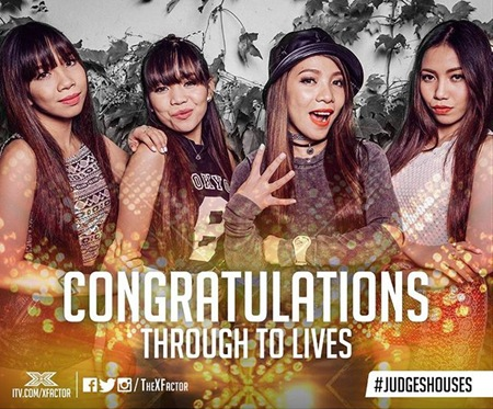 X Factor UK - 4th Impact