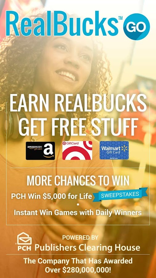 RealBucks Go Screenshot 0