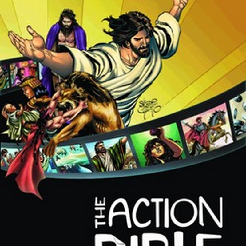 The Action Bible Study ESV