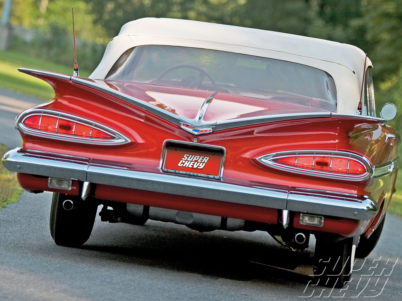 Scott Chalk 1959 Chevrolet
