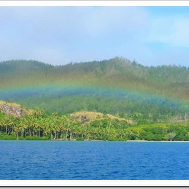 Logbook: Naqara Bay, Ono Island, Fiji