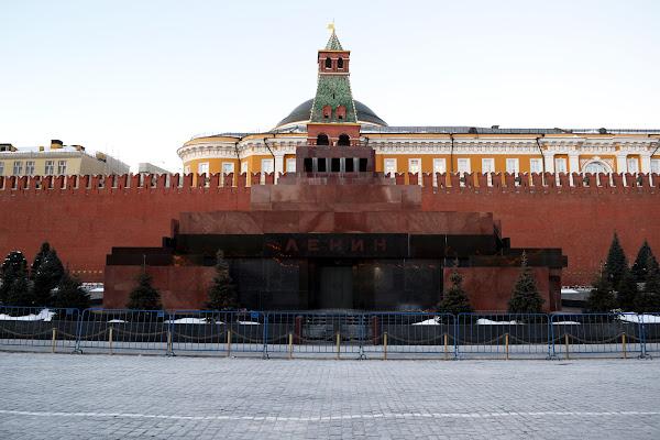 москва красная площадь мавзолей ленин