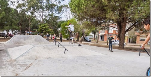 Skate Park de Mar del Tuyú