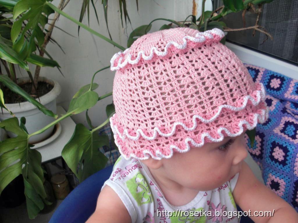 Видео вязание крючком шапочка с ушками
