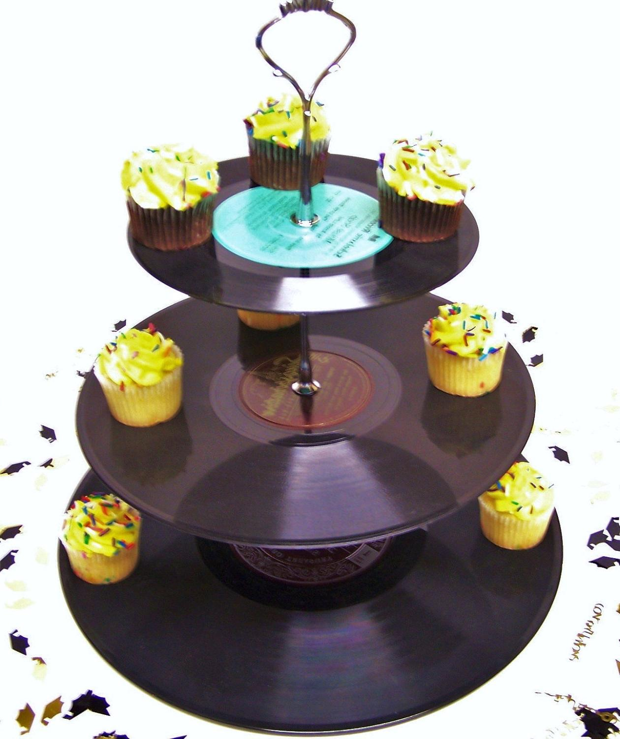 Cake Cupcake Stand Recycle