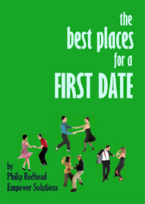 Cover of Philip Redhead's Book Best Places For First Dates