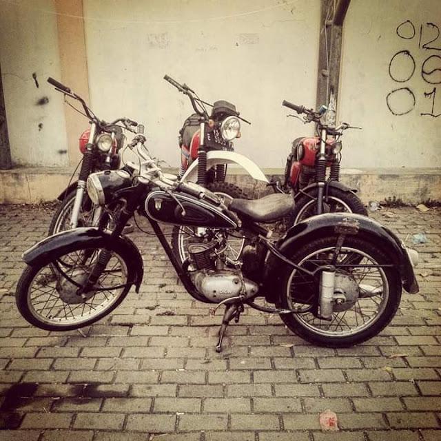 Tobat Main Motor Tua Jual Borongan