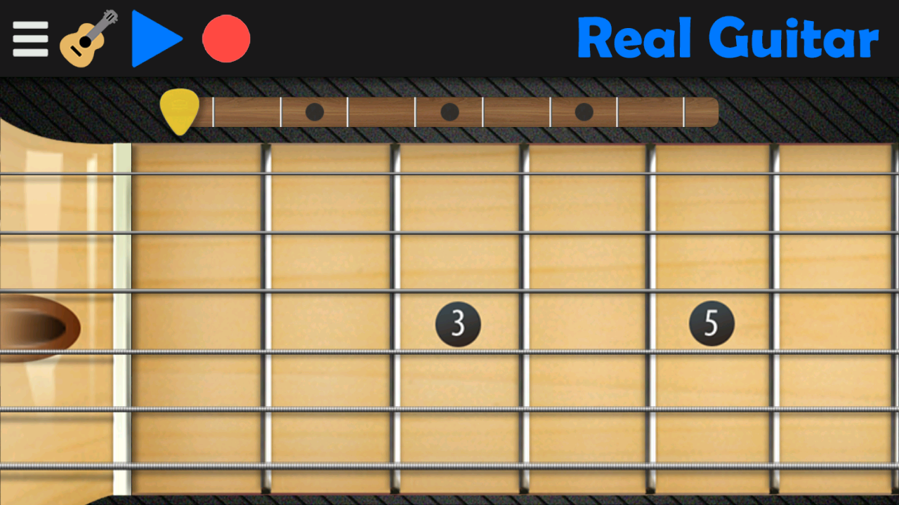 Real Guitar Screenshot 3