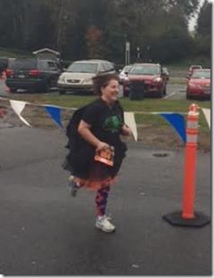 Halloween race 6