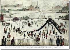 Laurence-Stephen-Lowry-The-Playground