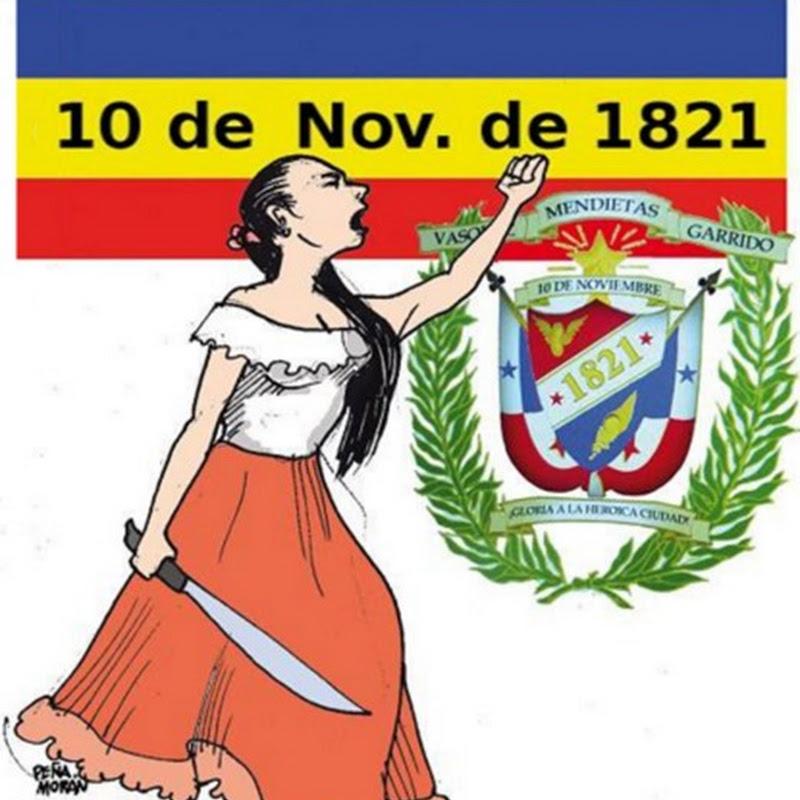 Día del Grito de Independencia Panameño