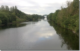 7 ship canal towards manchester