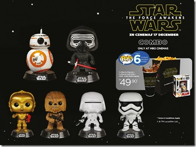MBO X Star Wars Funko Pop