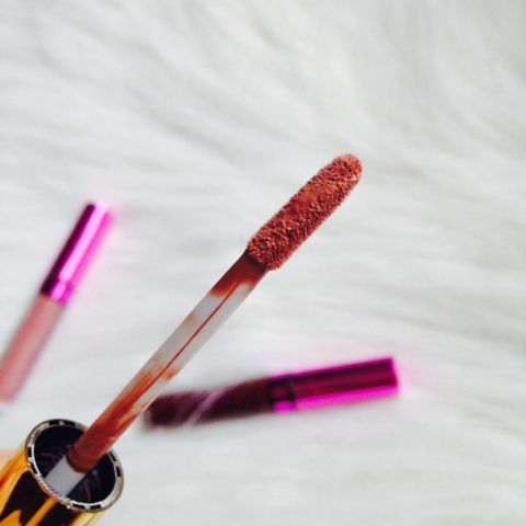 LA Splash Cosmetics Lip Couture & Smitten LipTint Mousse