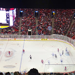 canadiens vs maple leafs at the bell centre in Montreal, Quebec, Canada