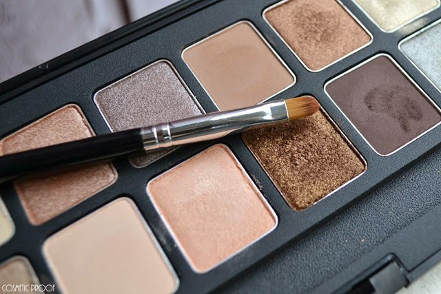 shu uemura 16 shades of nude eyeshadow palette swatches review (18)
