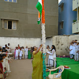 Independence Day Celebrations at Mehdipatnam Branch