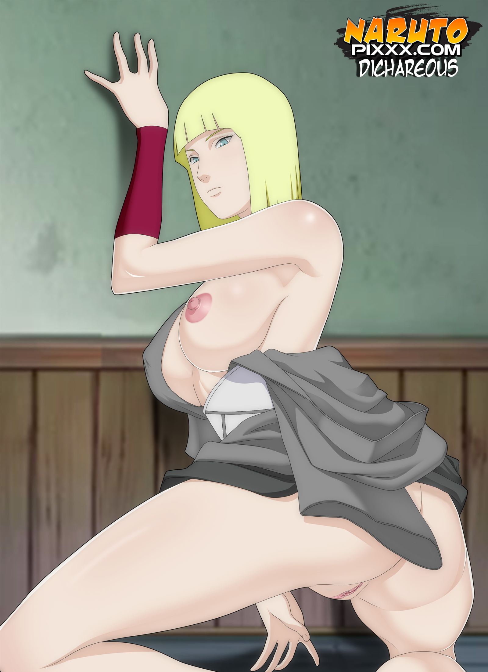 Tsunade, Samui and Mei - Erojarvis | Hentai and Pixxx Edits