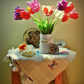 Rustic moments... by Dana Dml - Artistic Objects Still Life