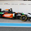 Force India F1 VJM07 launch