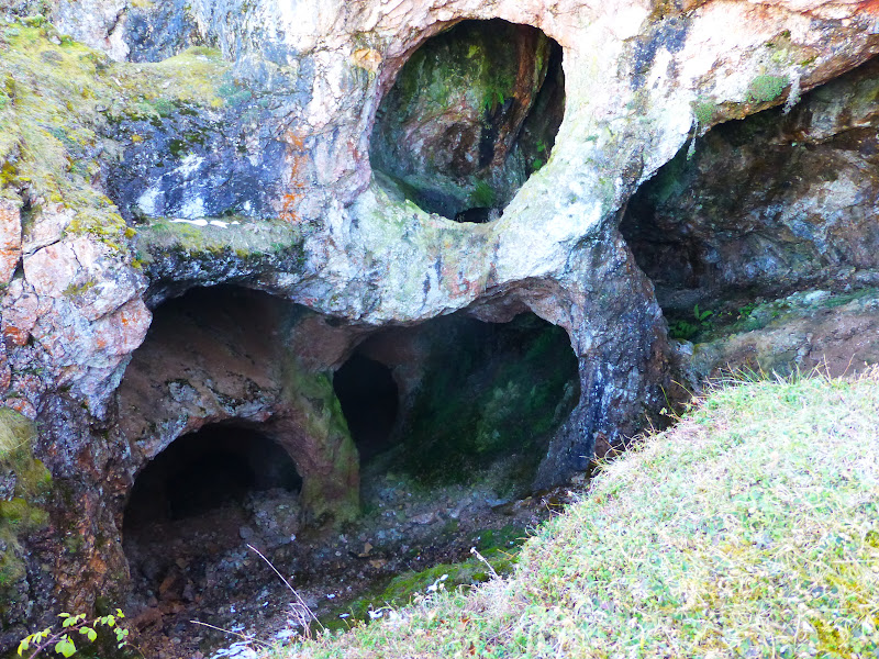 Minas de Texeo