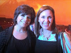 con Sra Tere Herrera esposa del gobernador de Durango