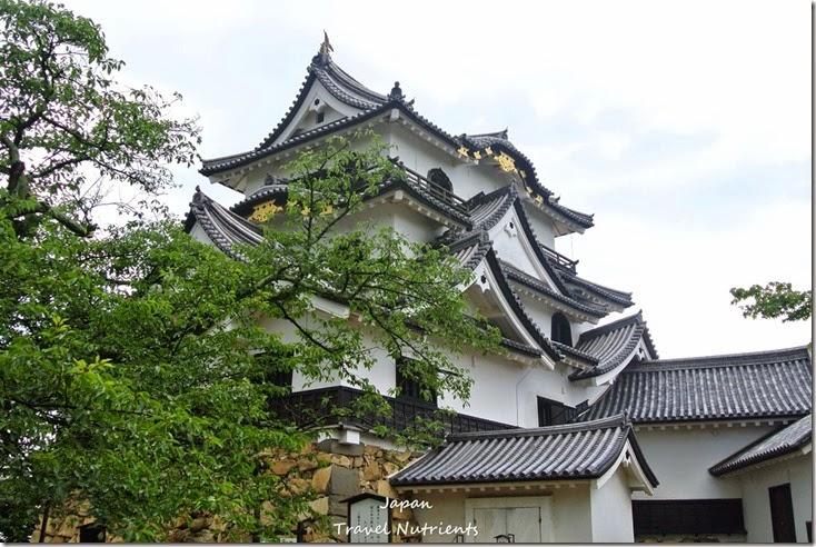 日本滋賀彥根城天守閣 (25)