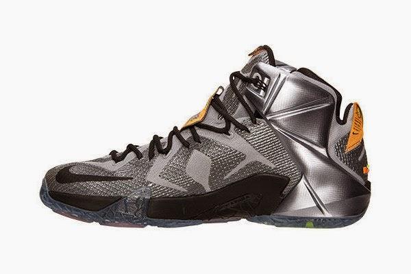 Upcoming Nike LeBron 12 8220Flight8221 8211 Catalog Images