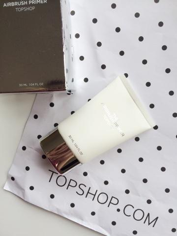 Topshop, Topshop makeup, Topshop makeup haul, Topshop Airbrush Primer