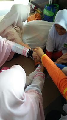 Program kerjasama, ayuh jana kreativiti, berfikir diluar kotak, aktiviti program yang seronok, aktiviti untuk budak sekolah