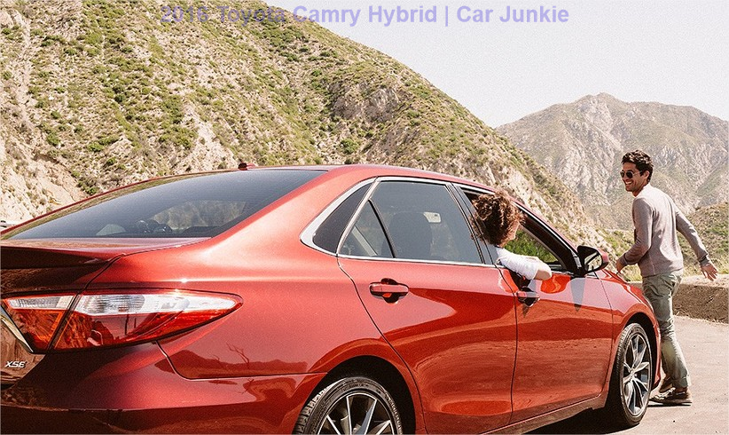 2016 camry hybrid reviews
