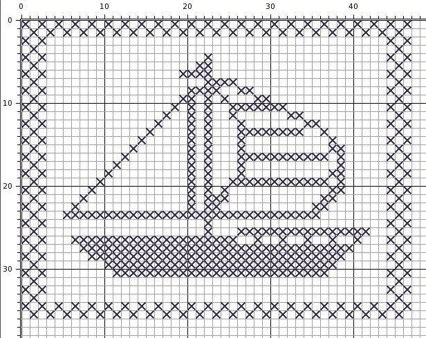 Рисунок для вязания на спицах для ребенка