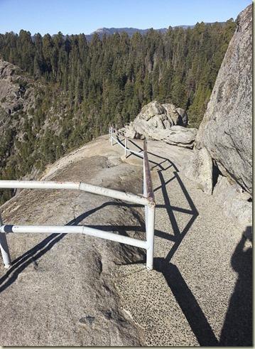 Sequoia NP Climbing Moro Rock_11