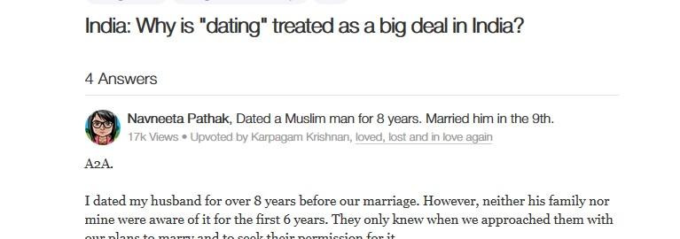 hindu girl date muslim