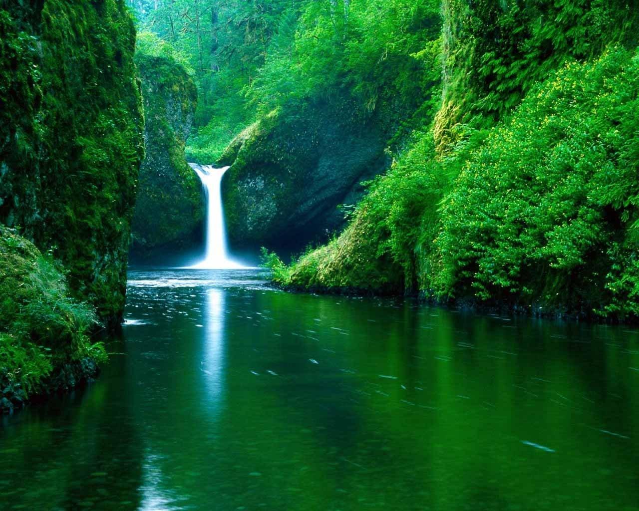 Fotos De Paisajes Lindos - Los paisajes de agua más espectaculares del planeta Hola