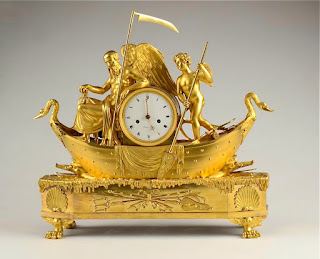Каминные часы 1810 г. 52/55/15 см. 35000 евро