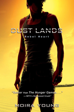 Giveaway: Dust Lands by Moira Young — Prize Pack