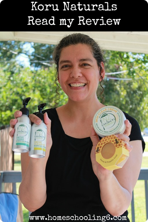 Read my Review on Koru Naturals Products