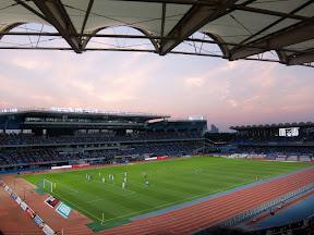 サッカー観戦「川崎フロンターレ vs FC東京」