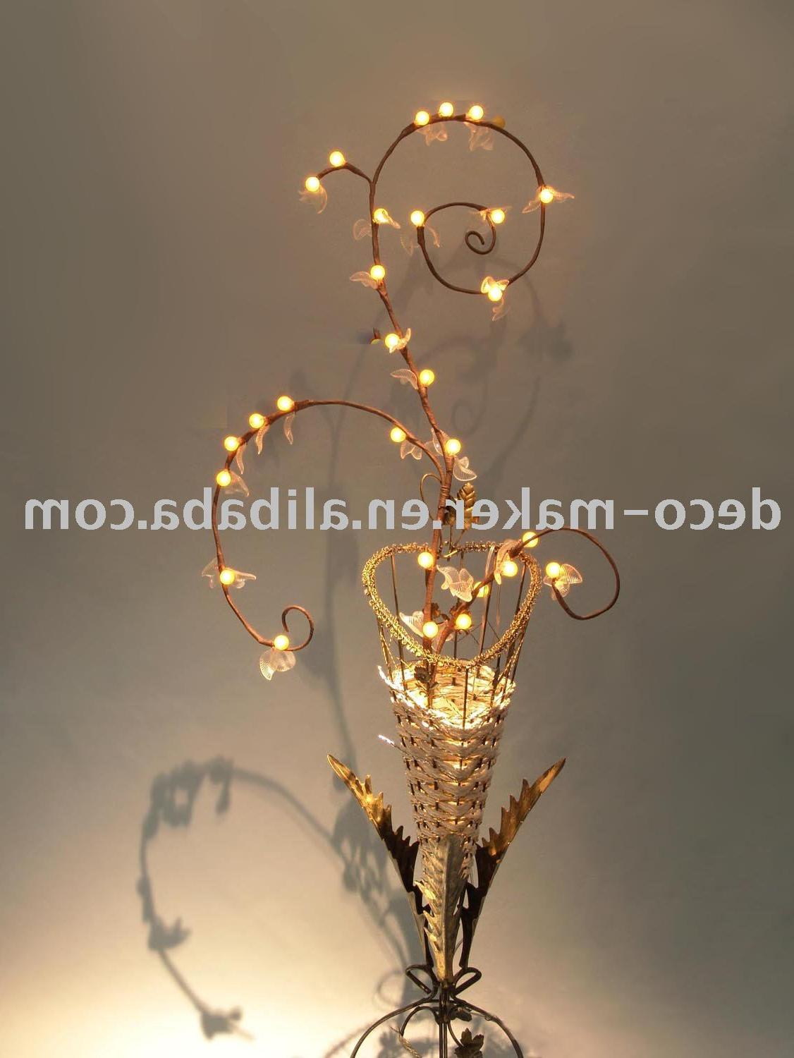 Magic decoration branches