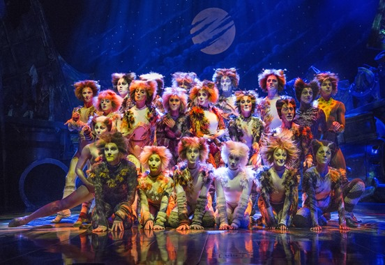 Cats dress rehearsal, The Civic, Auckland, New Zealand on Thursday, 10 September 2015. Credit: Hagen Hopkins.