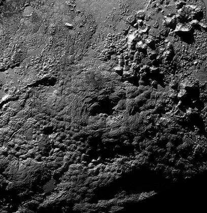 Wright Mons em Plutão