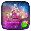 Download Dreamer GO Keyboard Theme APK for Android Kitkat
