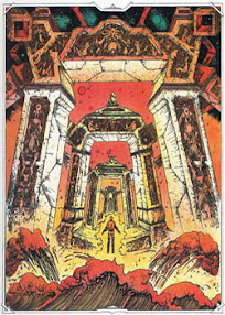 Cover of Howard Phillips Lovecraft's Book Through The Gates Of The Silver Key