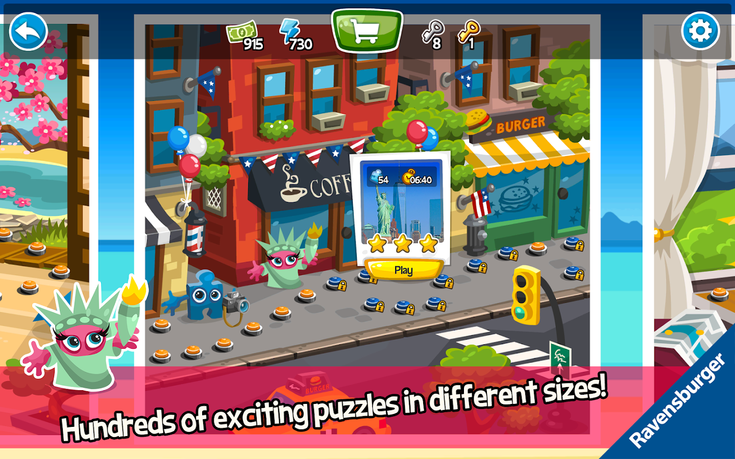 Puzzle Adventures Screenshot 8