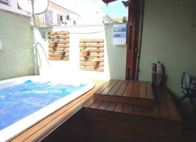 Casa com piscina aquecida , 2 dormitórios à venda, 77 m² por R$ 298.000 - Villa Flora Hortolândia/SP