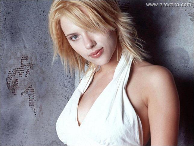 Scarlett Johansson 10.