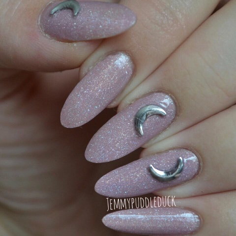 Picture polish grace she sells sea shells uk moon studs