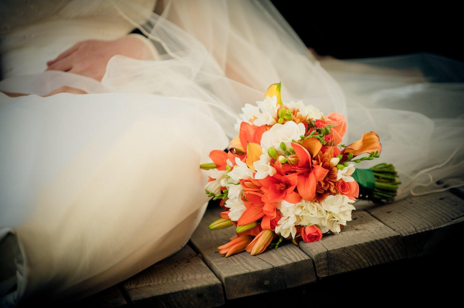 Bridal Bouquets & Bridesmaids