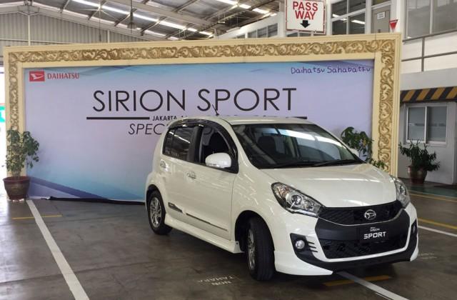 Daihatsu Sirion Sport